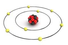Atomu Visualisation Royalty Ilustracja