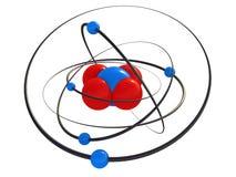 Atoom vector illustratie