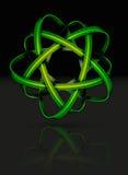 atoom Stock Afbeelding
