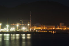 Atoom Elektrische centrale - Brazilië Royalty-vrije Stock Foto's