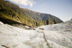 Atop a Glacier Stock Photos