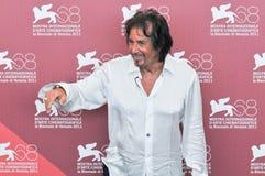 Atores Al Pacino fotografia de stock royalty free