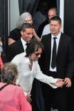 Atores Al Pacino imagem de stock royalty free