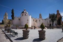The Atotonilco chapel in Mexico Stock Image