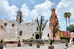 Atotonilco Curch Royalty Free Stock Photography