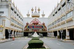 Atout Taj Mahal Images libres de droits