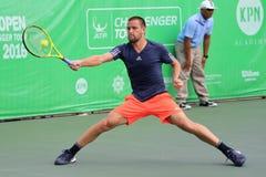 ATP挑战者II 库存图片