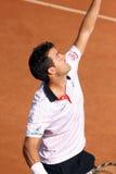 atp bracciali daniele球员网球 免版税库存照片