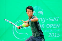 ATP Challenger Stock Photo