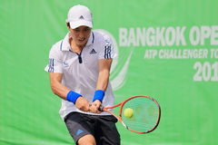 ATP Challenger Stock Image