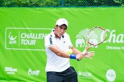 ATP Challenger Chang - SAT Bangkok Open 2013 Stock Photography