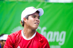 ATP Challenger Chang - SAT Bangkok Open 2013 Royalty Free Stock Photography
