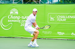 ATP Challenger Chang - SAT Bangkok Open 2013 Royalty Free Stock Photography