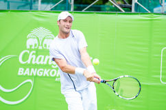 ATP Challenger Chang - SAT Bangkok Open 2013 Stock Photo