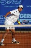 atp De Los angeles Munoz Nava gracza tenis Zdjęcie Stock