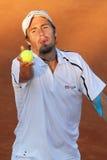 atp De Los angeles Munoz Nava gracza tenis Obraz Stock