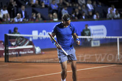 ATP 2014 di Rafael Nadal Barcelona Open 500 immagini stock
