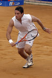 ATP Tennis player; Marcos Daniel (BRA) Royalty Free Stock Photo