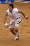 Atp-Tennisspieler; Marcos Daniel (BÜSTENHALTER) Lizenzfreies Stockfoto