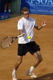Atp-Tennisspieler; Sieger Crivoi (ROU) Lizenzfreies Stockbild