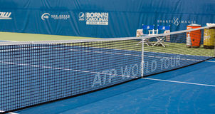 ATP World Tour Court Royalty Free Stock Images