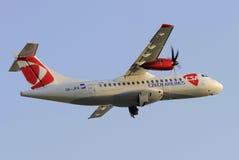 ATR 42 Imágenes de archivo libres de regalías