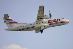 ATR 42-500 Royalty Free Stock Photography