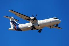 ATR 72-201 d'Air Europa Photos stock