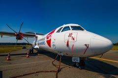 ATR72 Stock Image