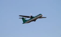 ATR regional 72-600 de Aer Lingus fotografia de stock