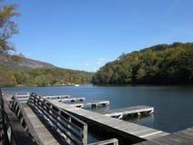 Atração do lago Imagem de Stock