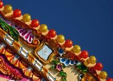 Atração do recinto de diversão Imagem de Stock Royalty Free