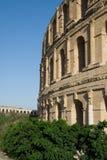 Atração romana de Colloseum Fotografia de Stock