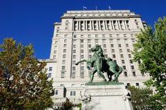 Atrações de Montreal Fotos de Stock Royalty Free