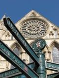 Atrações de York imagens de stock royalty free