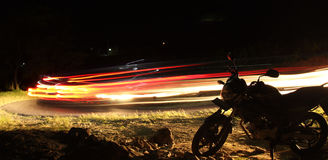 Atrações do transporte no boyolali Fotografia de Stock
