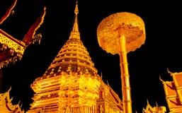 Atrações em Tailândia Foto de Stock