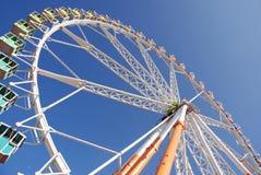 Atracción de la rueda grande Fotos de archivo