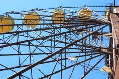 Atracción en Chernóbil Fotografía de archivo