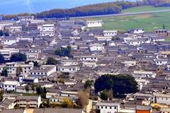 Atracción natural de village Foto de archivo