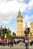 Atracciones de Londres Imagen de archivo libre de regalías