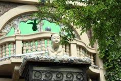 Atracciones de Tianjin Fotos de archivo