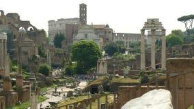 Atracciones Roma almacen de metraje de vídeo