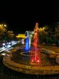 Atraction d'habitants de Bucarest Images stock