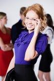 atractive επιχειρηματίας Στοκ φωτογραφία με δικαίωμα ελεύθερης χρήσης