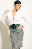 Atractive Brunet Businesswoman Stock Photos