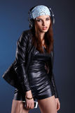 Atractive girl Stock Photo