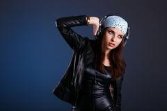 Atractive girl Stock Photography
