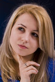 atractive kobieta obraz stock