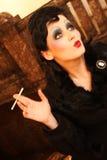 Atractive kobieta Zdjęcia Stock